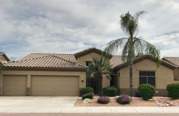 5241 E WOODRIDGE Drive, Scottsdale, AZ 85254