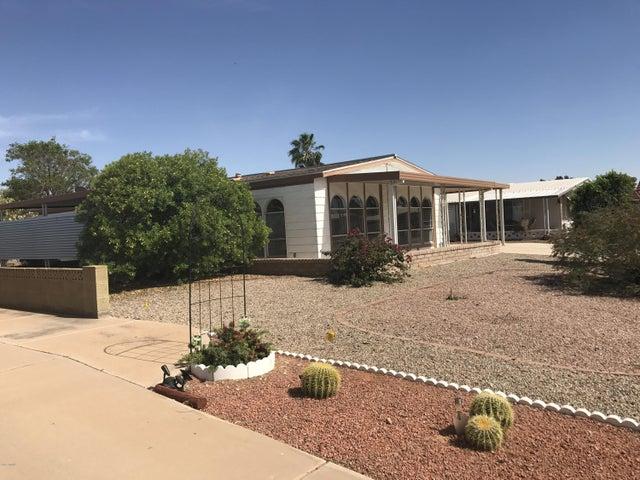 25645 S MONTANA Avenue, Sun Lakes, AZ 85248