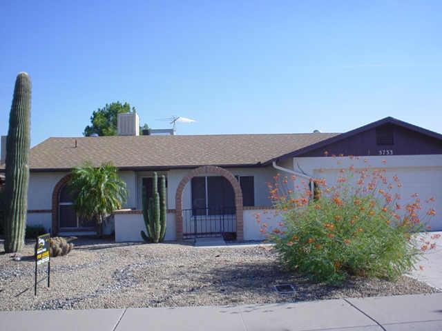 5733 W MESCAL Street, Glendale, AZ 85304