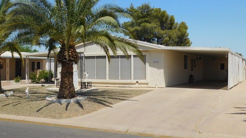25641 S ILLINOIS Avenue, Sun Lakes, AZ 85248