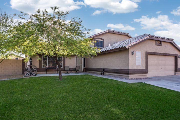 12720 N 86TH Lane, Peoria, AZ 85381