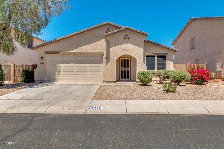 43616 W MCCLELLAND Court, Maricopa, AZ 85138