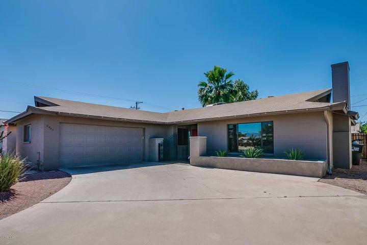 8543 E JACKRABBIT Road, Scottsdale, AZ 85250