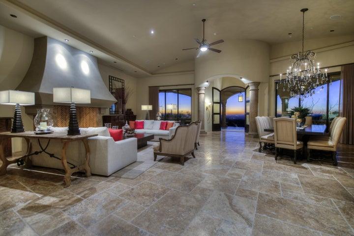Today's Ideal in Luxury Living; Open Concept Floor Plan
