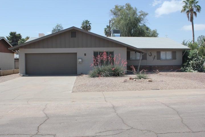 5 E FAIRMONT Drive, Tempe, AZ 85282