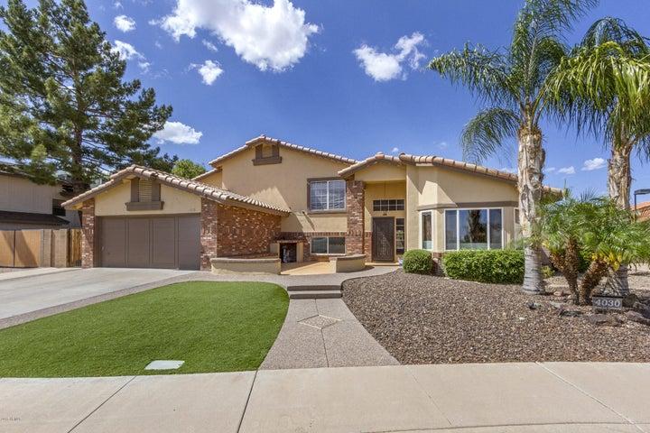 4030 W LA JUNTA Drive, Glendale, AZ 85310