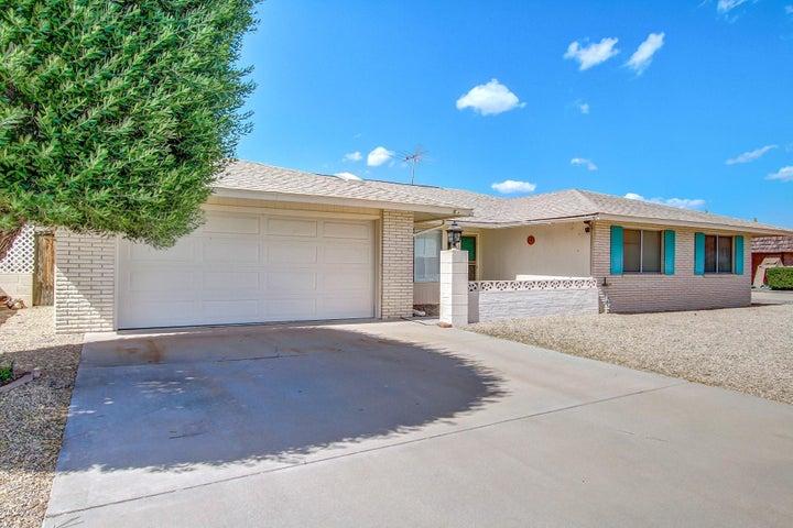 9520 W NEWPORT Drive, Sun City, AZ 85351