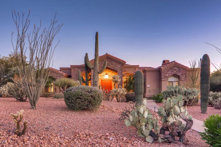 10071 E BUCKSKIN Trail, Scottsdale, AZ 85255