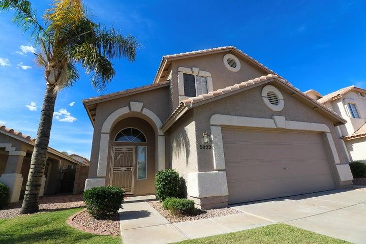 5022 W KERRY Lane, Glendale, AZ 85308