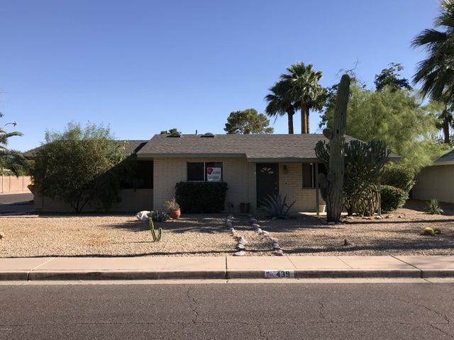439 E CARTER Drive, Tempe, AZ 85282