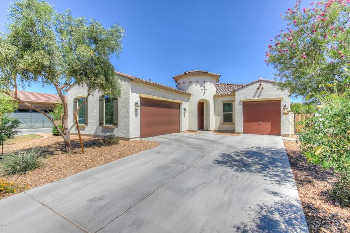 2858 E RIDGEWOOD Lane, Gilbert, AZ 85298