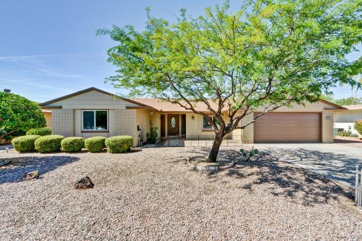 10601 W BROOKSIDE Drive, Sun City, AZ 85351