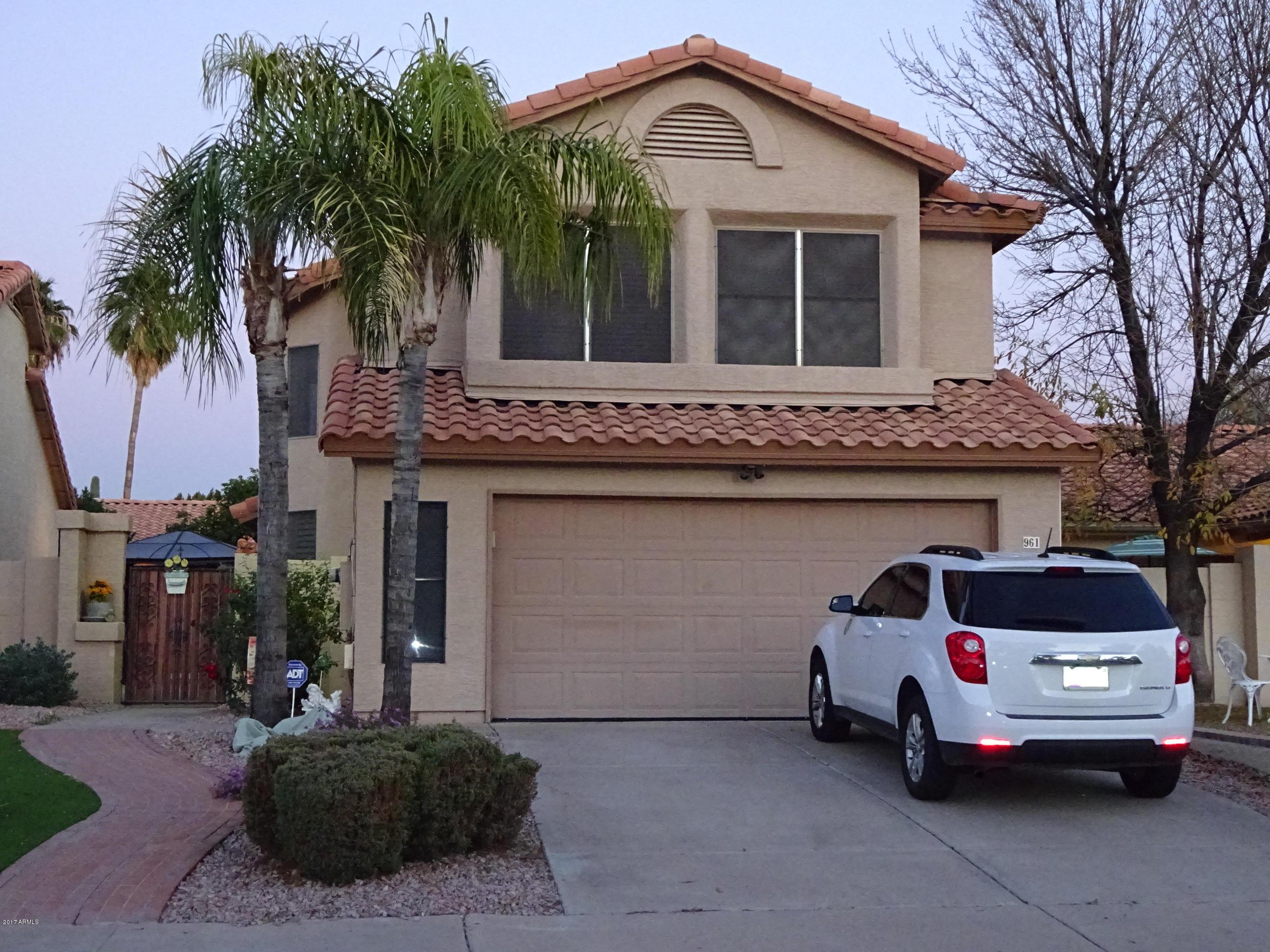 961 N Sunnyvale, Mesa, AZ 85205