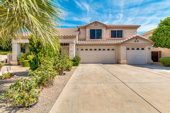 3664 E INDIGO BAY Court, Gilbert, AZ 85234