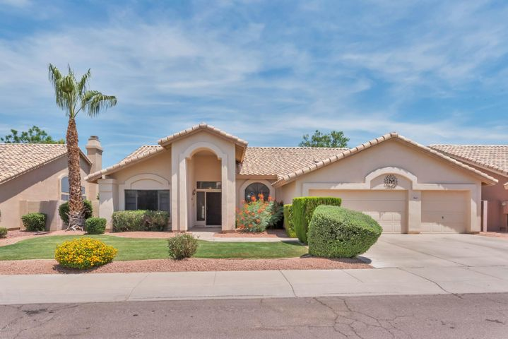 3562 W BARCELONA Drive, Chandler, AZ 85226