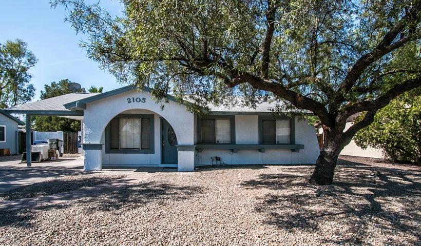 2105 W OBISPO Avenue, Mesa, AZ 85202