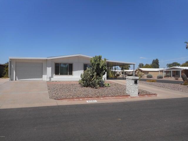 9301 E NAVAJO Place, Sun Lakes, AZ 85248