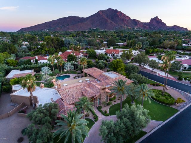 6231 E Huntress Drive, Paradise Valley, AZ 85253