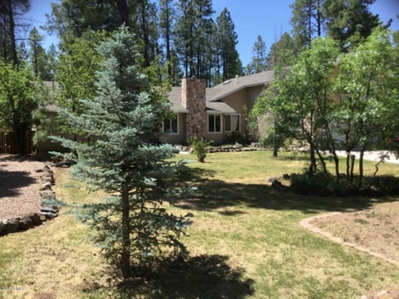 6679 Tall Pine Drive, Pinetop, AZ 85935