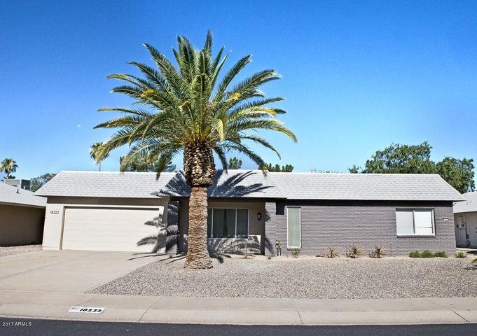 18222 N PALO VERDE Drive, Sun City, AZ 85373