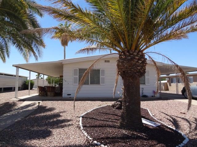 9317 E OLIVE Lane S, Sun Lakes, AZ 85248