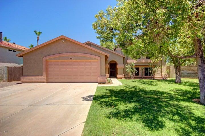 607 S HONEYSUCKLE Lane, Gilbert, AZ 85296