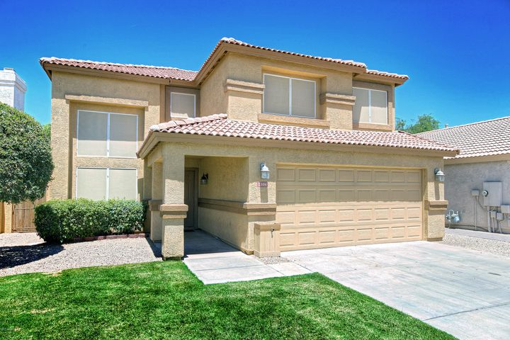 Great curb appeal -exterior painted in updated color