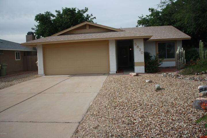 5820 W GROVERS Avenue, Glendale, AZ 85308