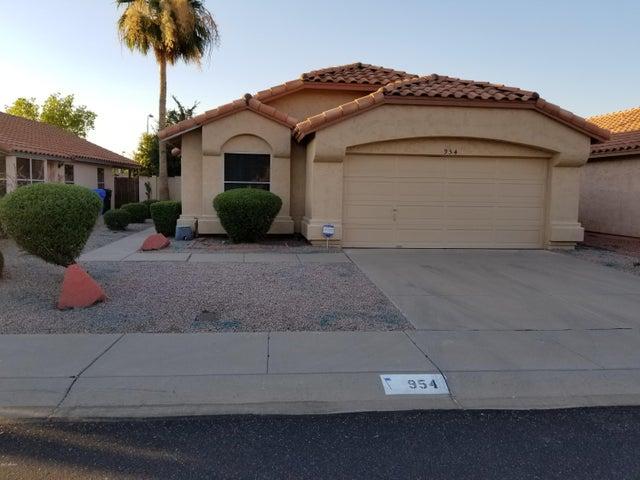 954 W REDONDO Drive, Gilbert, AZ 85233