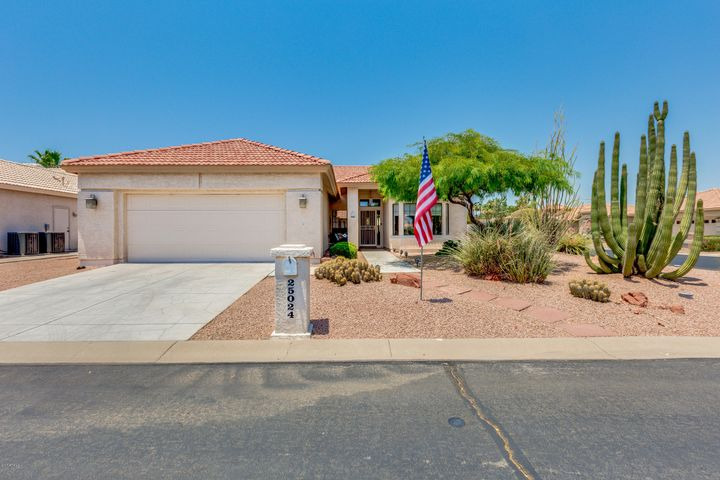 25024 S DESERT TRAIL Court, Sun Lakes, AZ 85248