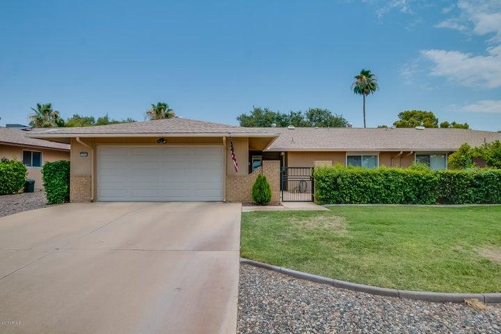 12634 W PARKWOOD Drive, Sun City West, AZ 85375