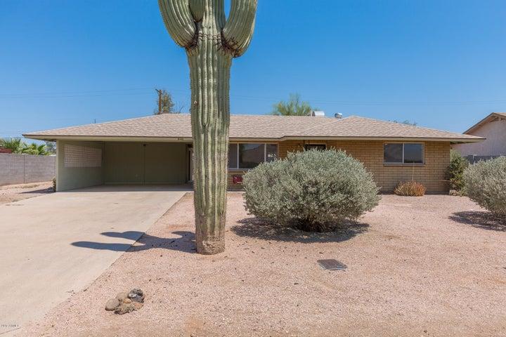 846 E GRANADA Avenue, Apache Junction, AZ 85119