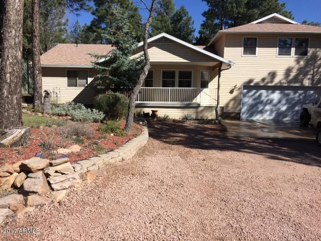4956 BLUE SPRUCE Lane, Lakeside, AZ 85929