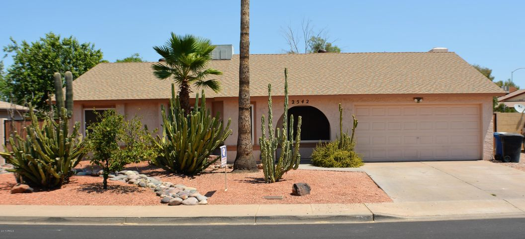 2542 E INTREPID Avenue, Mesa, AZ 85204
