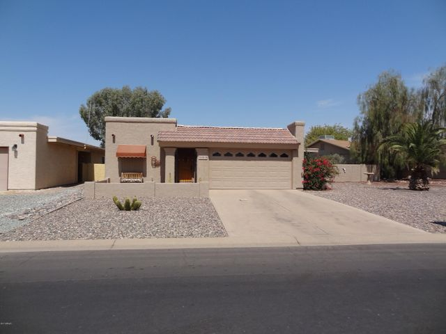 8858 E FAIRWAY Boulevard, Sun Lakes, AZ 85248