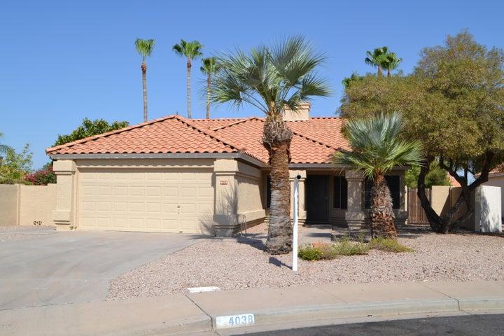 4038 N OLYMPIC Circle, Mesa, AZ 85215