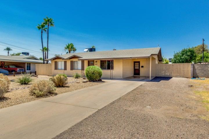 819 E CAMPUS Drive, Tempe, AZ 85282
