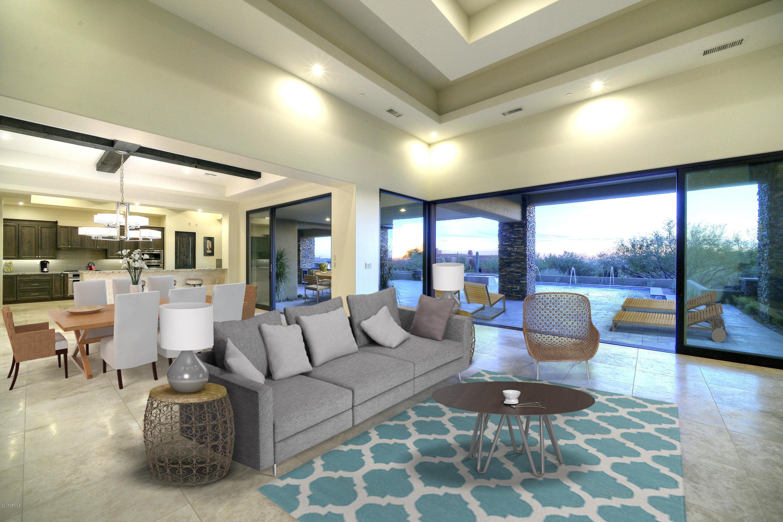 11077 E Honey Mesquite Drive, Scottsdale, AZ 85262