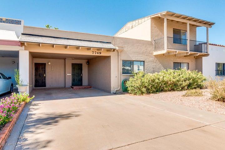 7749 E Meadowbrook Avenue, Scottsdale, AZ 85251