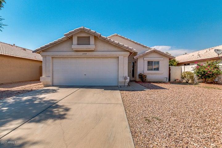 7744 W RANCHO Drive, Glendale, AZ 85303