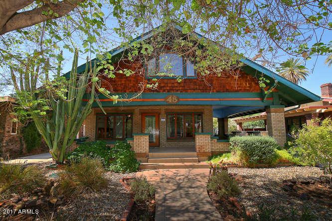 48 W WILLETTA Street, Phoenix, AZ 85003