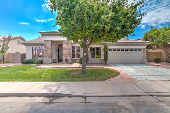 3521 S MEADOWS Drive, Chandler, AZ 85248