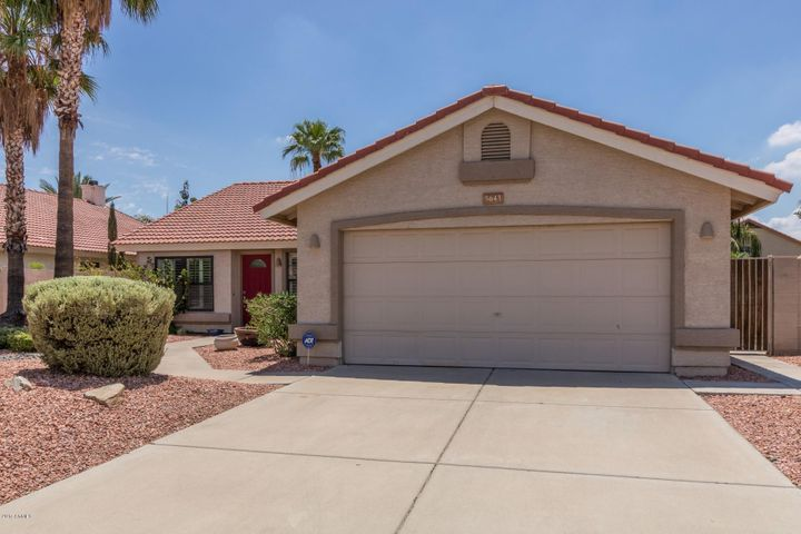 Lovely home with side gate and ample driveway