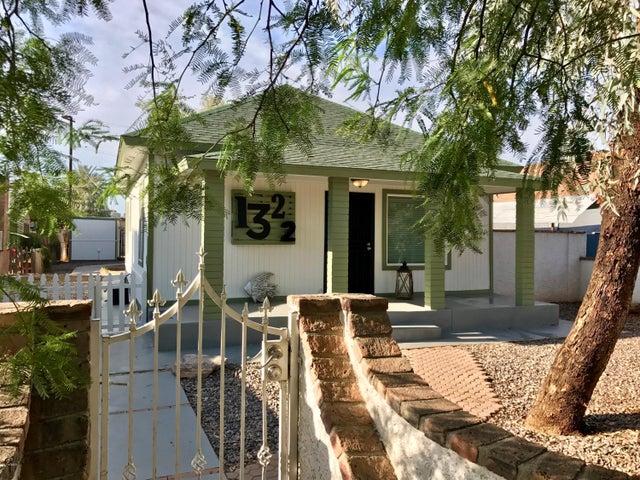 1322 W Taylor Street, Phoenix, AZ 85007