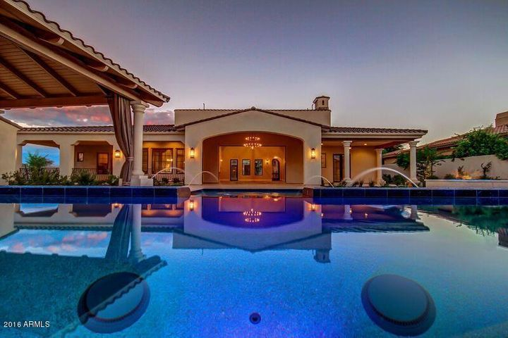6342 N CATTLE TRACK Road, Paradise Valley, AZ 85253
