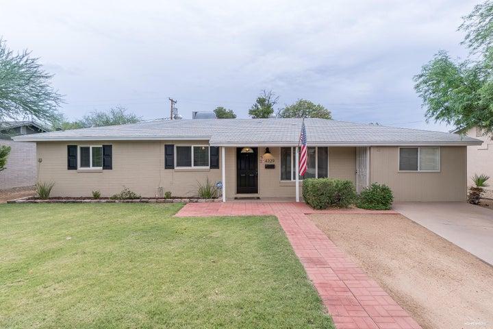 4329 E TURNEY Avenue, Phoenix, AZ 85018