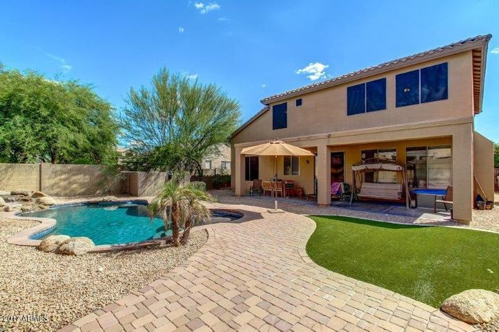 2844 W WELLS Court, Anthem, AZ 85086