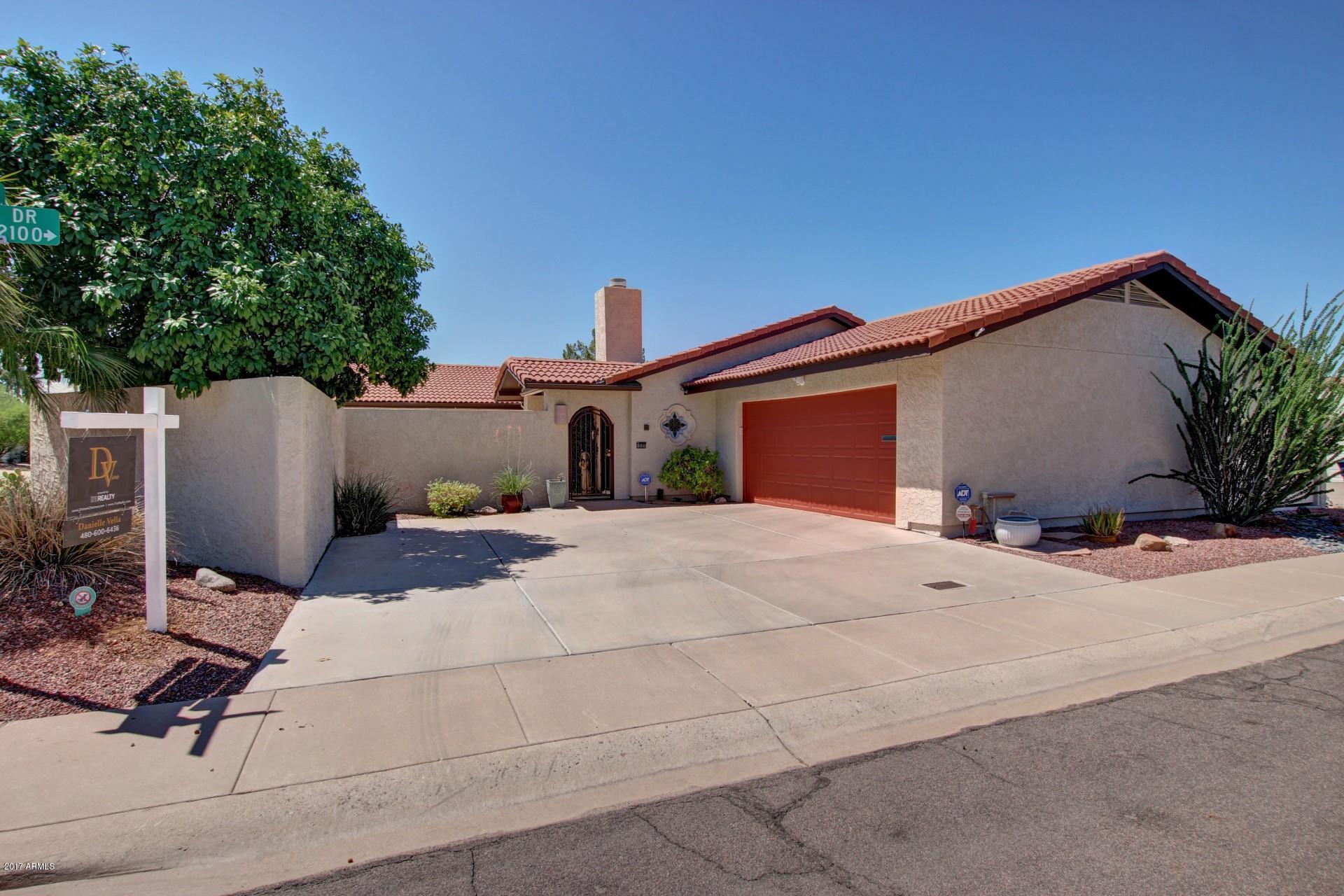 2127 E BISHOP Drive, Tempe, AZ 85282