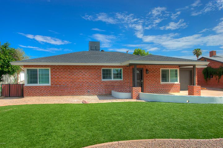 Charming Red Brick with New Patio