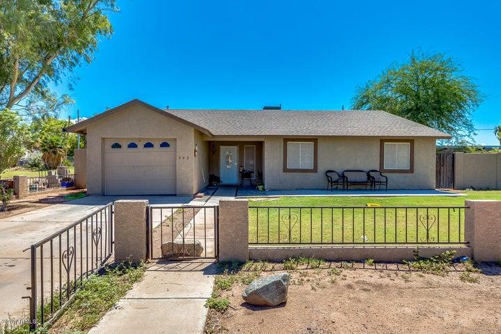 403 E 5TH Street, Casa Grande, AZ 85122